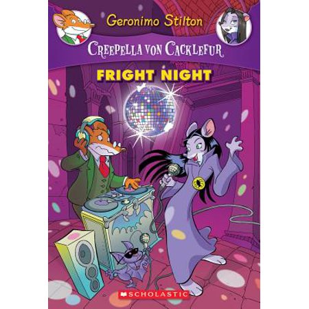 Halloween Fright Night Poem (Fright Night)