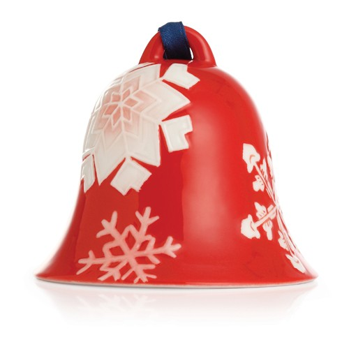 Franz Porcelain - Ornament - Holiday Greetings