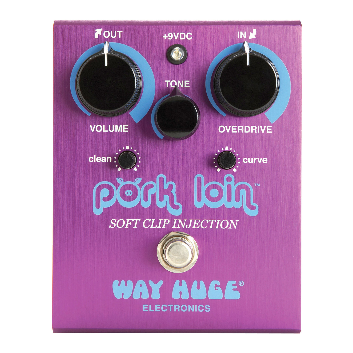 Way Huge Pork Loin MK2 Overdrive Pedal