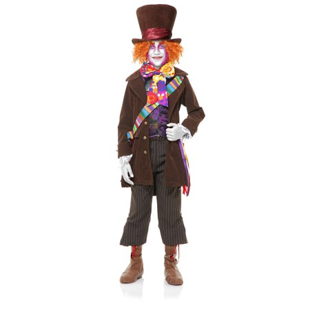 Electric Mad Hatter Alice In Wonderland Costume](Electric Costumes)
