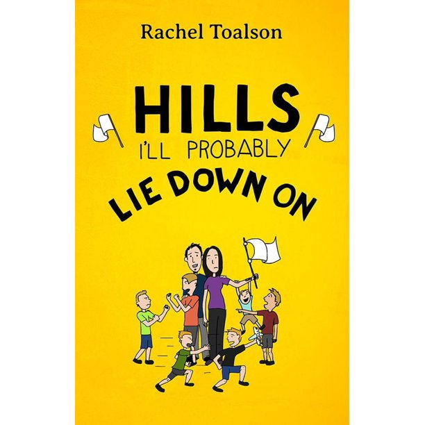 Hills I'll Probably Lie Down On - eBook