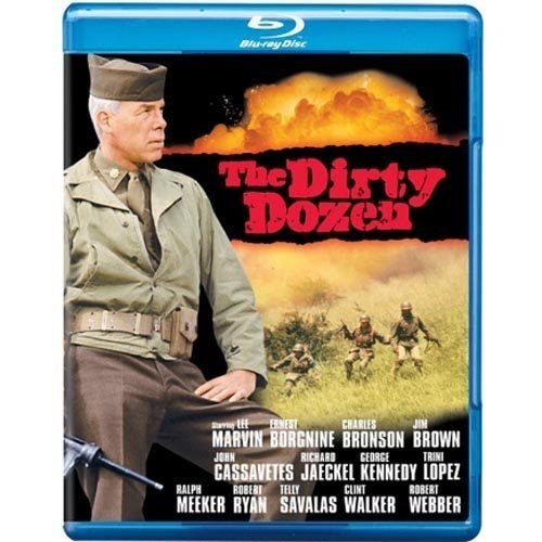 The Dirty Dozen (Blu-ray) (With INSTAWATCH) (Widescreen)