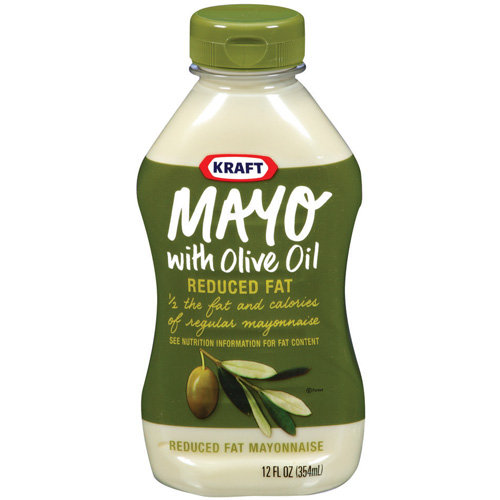 Kraft Mayo Mayonnaise With Olive Oil, 12 oz