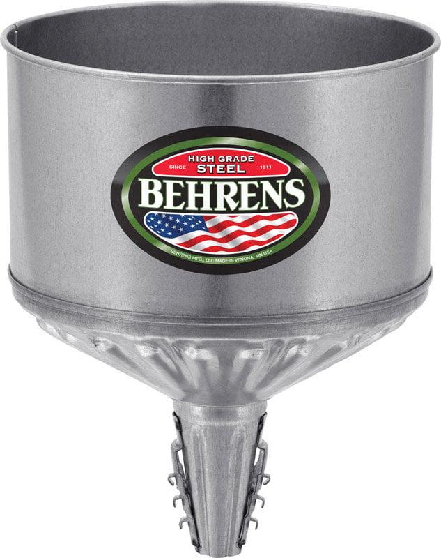 1 Qt Behrens 51 Heavy Duty Funnel
