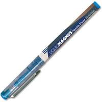 Skilcraft Liquid Magnus Needle Pen, 0.5mm Micro Point, Blue (Pack of 12) 5068497