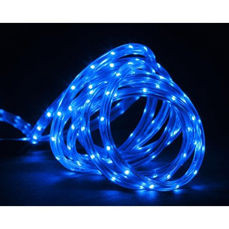 30' Blue LED Indoor/Outdoor Christmas Linear Tape