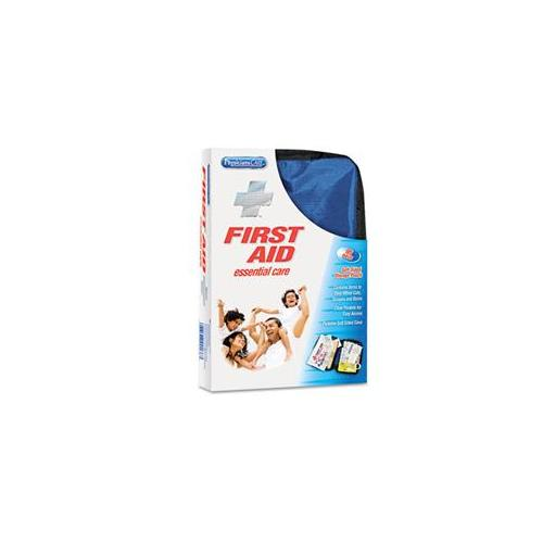 Acme United 90166 Soft Sided First Aid Kit For Up to 10 People, 95 Pieces