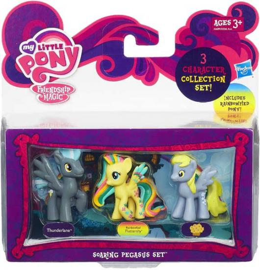 My Little Pony Character Collection Sets Soaring Pegasus Figure Set