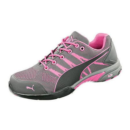 0075f3030187 Puma Safety - Puma Safety 642915 Low Cut Celerity Knit Pink Safety Toe Non  Slip Heat Resistant - Walmart.com
