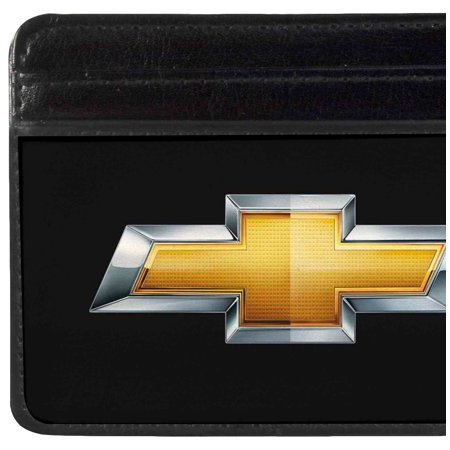 Weekend Wallet - Chevrolet Automobile Company Classic Bowtie Logo Weekend Wallet