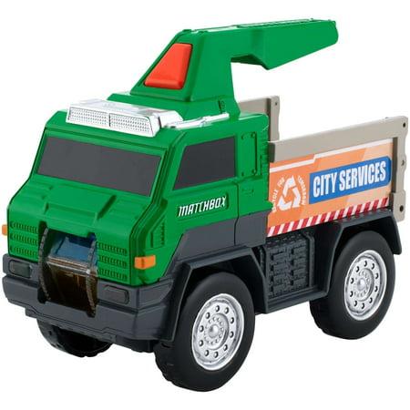 Matchbox Utility Truck Flashlight
