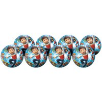 Hedstrom #10 Paw Patrol Playball Deflate Party Pack