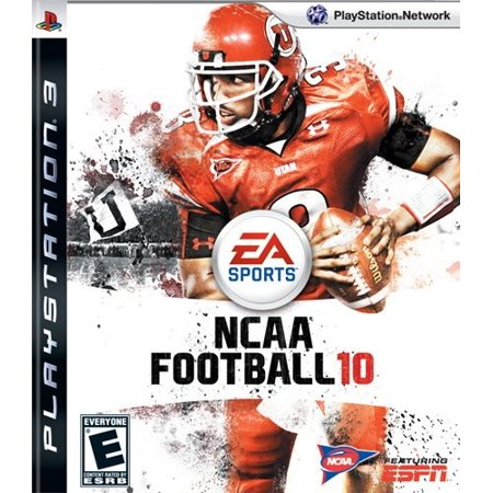 NCAA Football 2010 (PS3) (Best Ps3 Football Game)