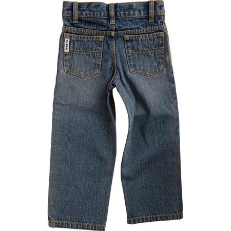 Cinch Apparel Boys Toddler  White Label Jeans
