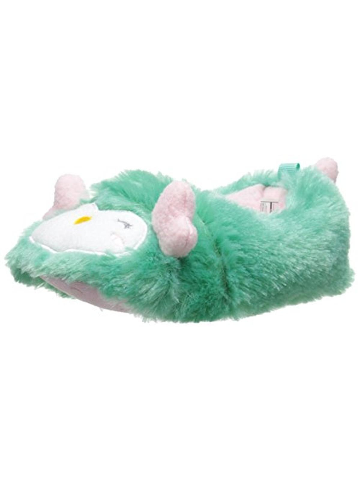 Carters May Toddler Faux Fur Slippers