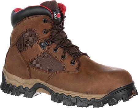 """Men's Rocky 6"""" AlphaForce Composite Toe Waterproof Boot"""