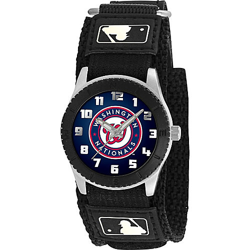 Game Time MLB Kids' Washington Nationals Rookie Black Watch