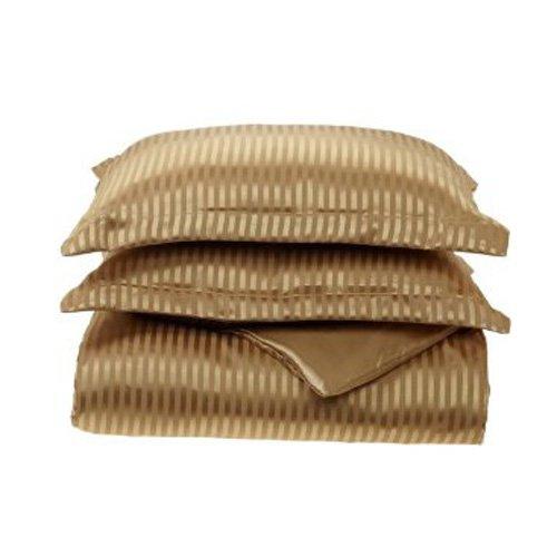 Divatex Home Fashion Satin Stripe Sheet Set