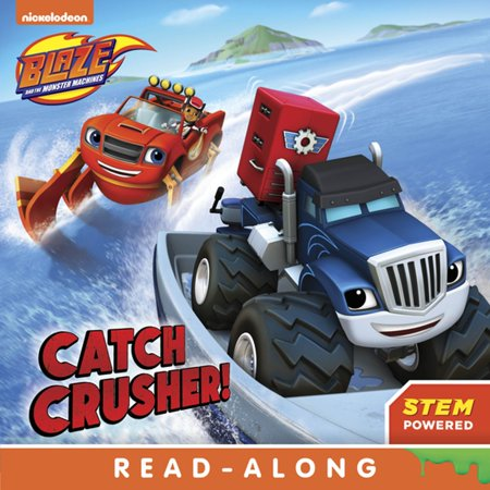 Catch Crusher (Blaze and the Monster Machines) - (Blaze And The Monster Machines Catch That Cake)