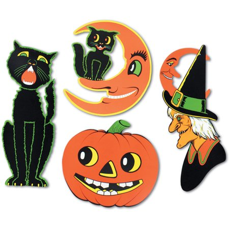 University Of Washington Halloween Party (Set Of 4 Packaged 14-23
