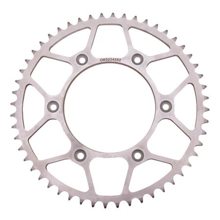 Outlaw Racing OR3222249S Rear Sprocket Steel Light 49T For Kawasaki KDX200, 1983-1986 - image 1 of 1