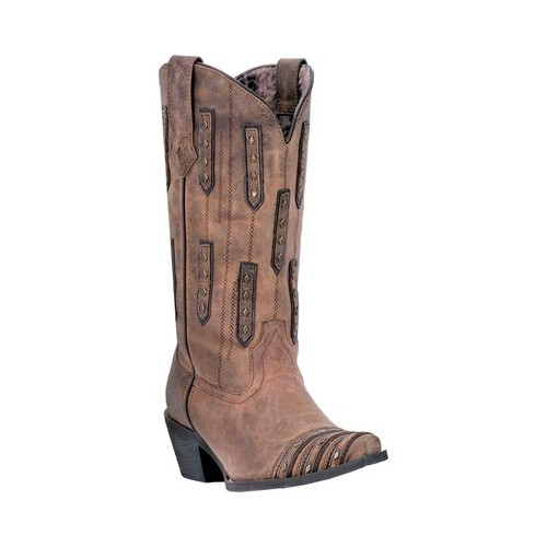 Women's Laredo Whiskey Sour Cowboy Boot 52124 by DAN POST