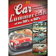 Car Commercials of the '50s and '60s (DVD) by