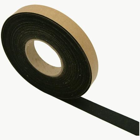 Jvcc Felt 065 Polyester Felt Tape 1 In X 50 Ft Black
