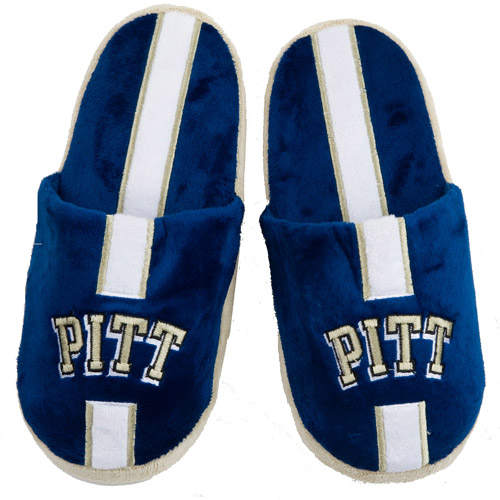 NCAA - Adult's Pittsburgh Soft Slippers