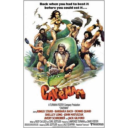 Caveman POSTER Movie B Mini - Caveman Decorations