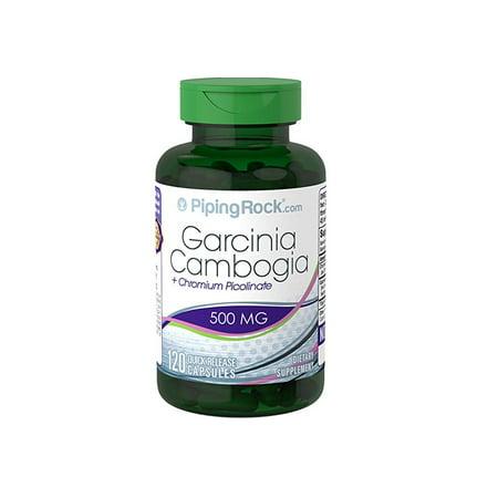 Upc 840994106322 Piping Rock Garcinia Cambogia Chromium