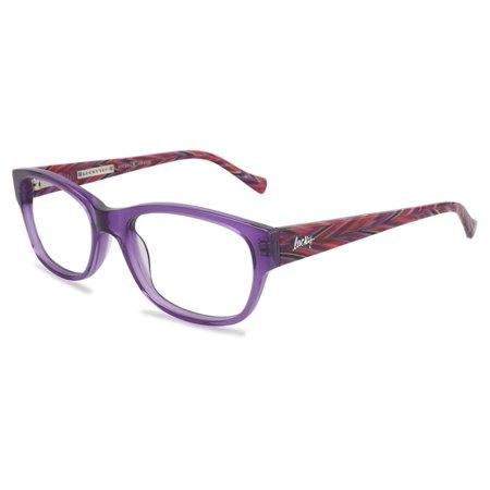 Eyeglasses Lucky Brand Pch Plu Plum