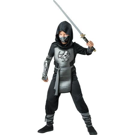 Boys Combat Ninja Halloween Costume - Combat Arms Halloween Event