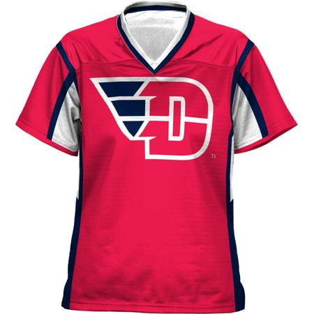 ProSphere Girls' University of Dayton Scramble Football Fan Jersey](Football Jersey For Girls)