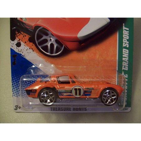 Hot Wheels 2011 HW Premiere 32/50 11 Corvette Grand Sport