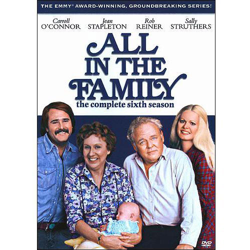 All In The Family: The Complete Sixth Season (Full Frame) by COLUMBIA TRISTAR HOME VIDEO