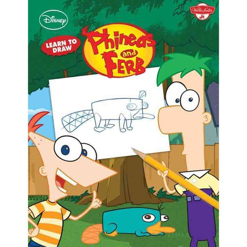 Learn to Draw Disney Phineas and Ferb