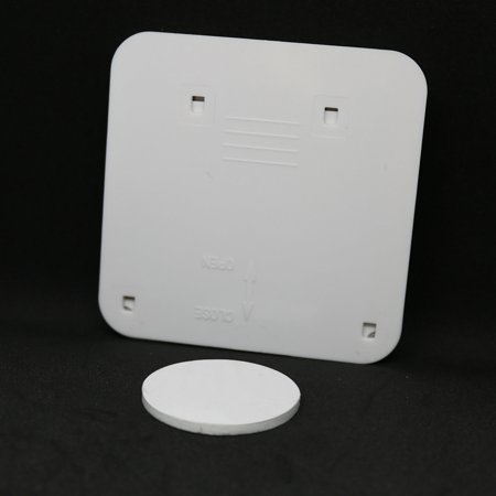 Intelligent LED Induction Lamp Square Sensor Induction Lamp Night Light Lamp for Bedroom Hallway - image 4 of 7