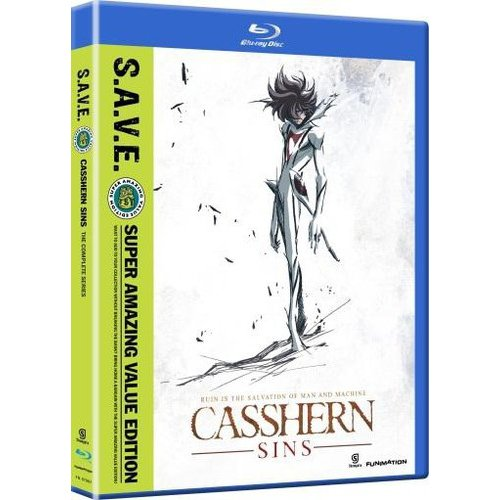 Casshern Sins: The Complete Series (S.A.V.E.) (Blu-ray) (Japanese)