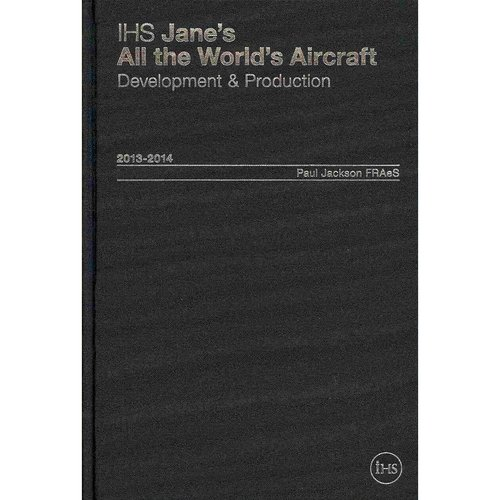 Jane's All the World's Aircraft: Development & Production
