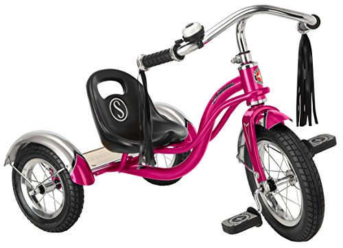 Schwinn Roadster Tricycle, Hot Pink by