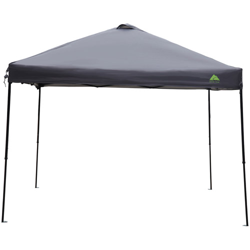 Ozark Trail 10x10 Straight Leg Instant Canopy/Gazebo Shelter (100 sq. ft Coverage)