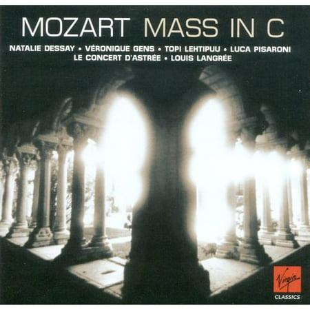 Mozart: Mass In C Minor / Masonic Funeral Music K477