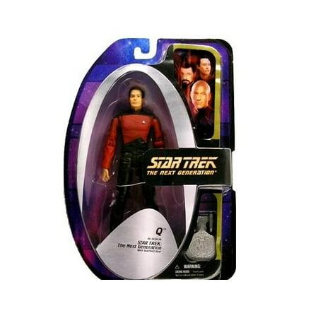 Star Fleet Uniforms (star trek the next generation q in starfleet uniform action)