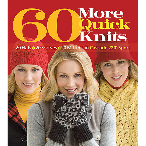 Sixth & Springs Books 60 More Quick Knits