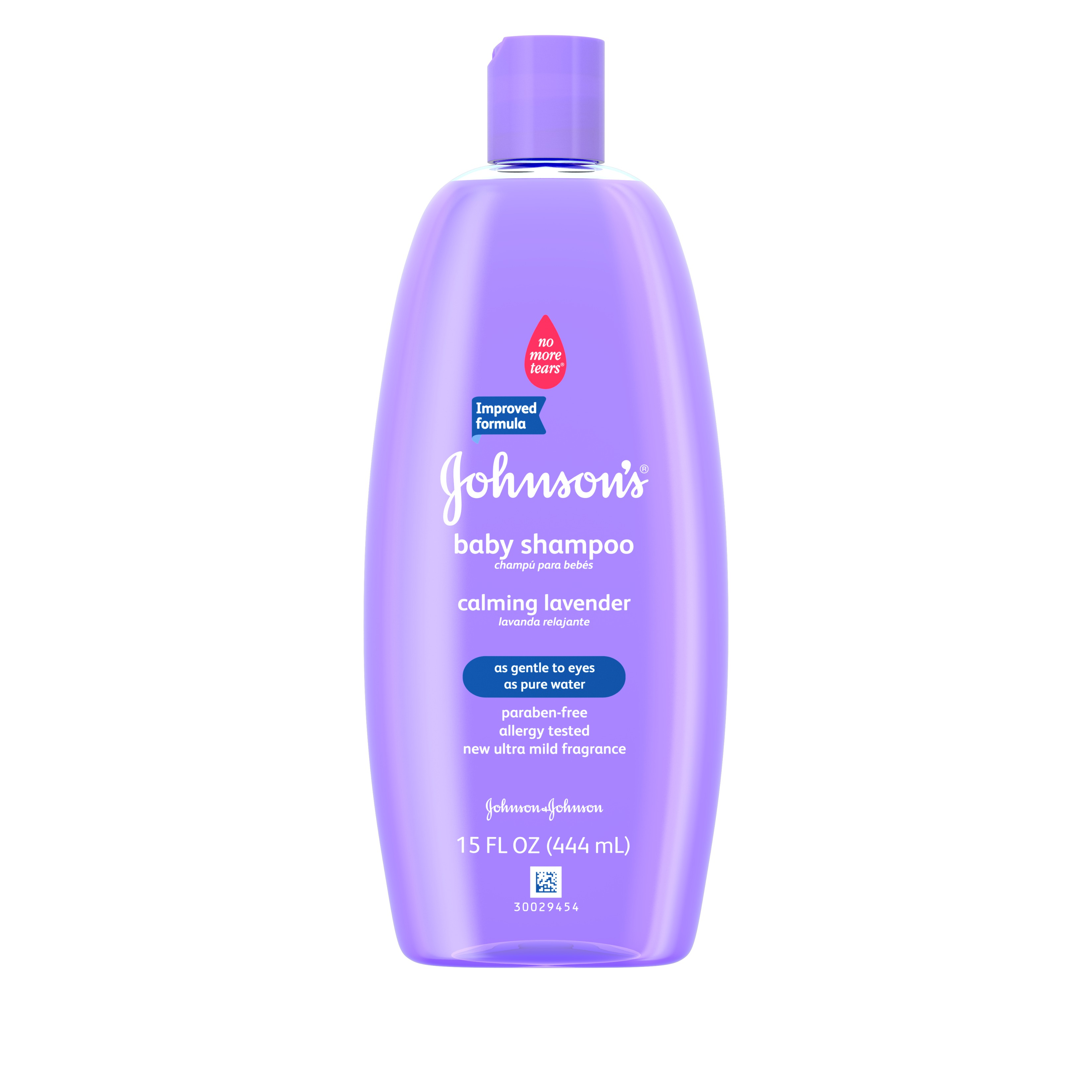 Johnson's Baby Gentle Shampoo With Calming Lavender, 15 Fl. Oz. by Johnson & Johnson