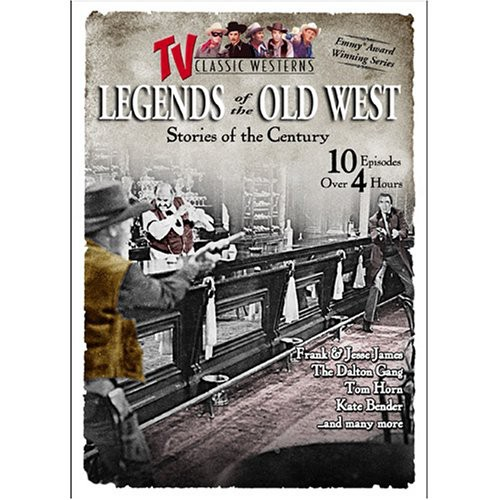 Legends of the Old West: Volume 4 ( (DVD))