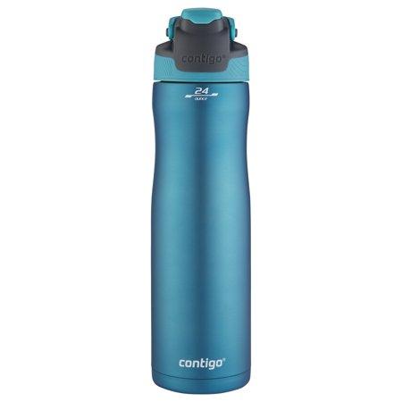 Contigo 24 Ounce Autoseal Chill Stainless Steel Water Scuba Bottle