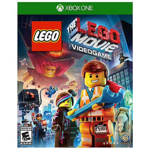 Lego Movie Videogame (Xbox One) - Pre-Owned