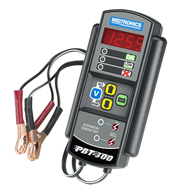 Battery Tester Inductance